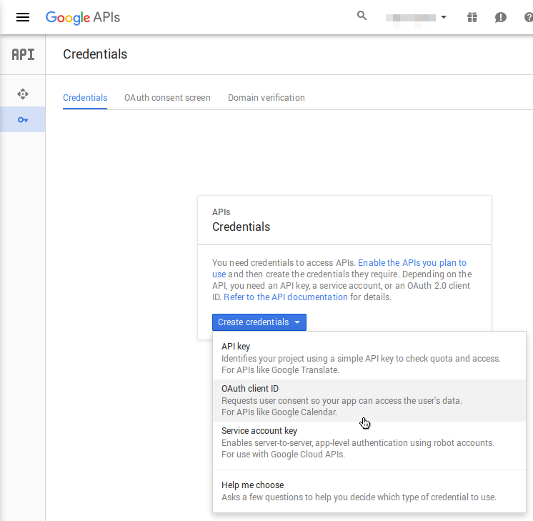 Backing up to Google drive with Duplicity - Rockhopper dk