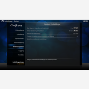 Kodi Powersave settings